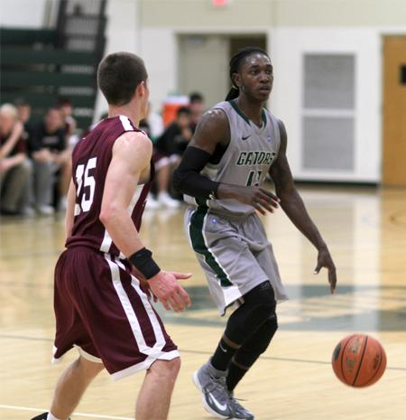 Gator men's basketball takes win from RPI, 77-65 as McCray pours in 17