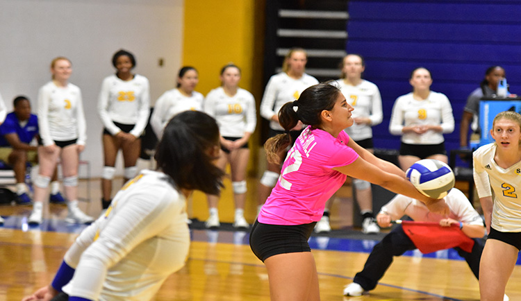 Mars Hill defeats Catawba in home, SAC opener in straight sets