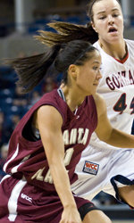 Santa Clara Women Play at USF Saturday Night