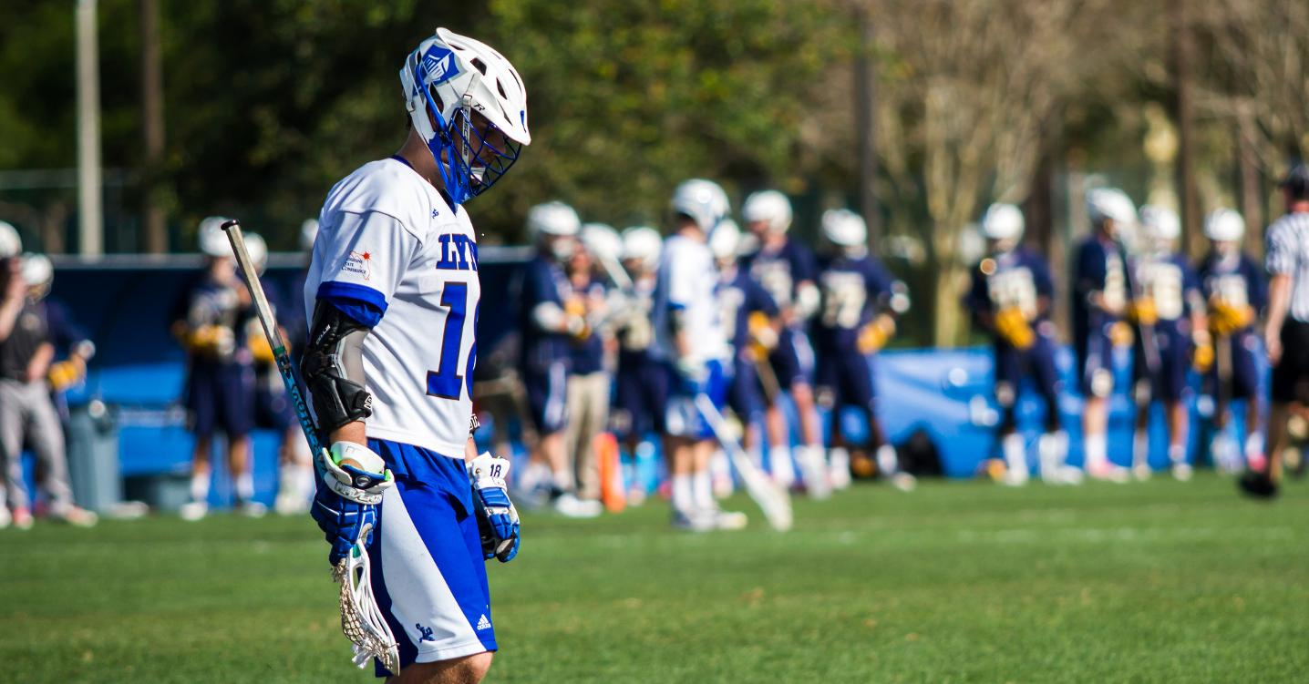 Lacrosse Season Comes to an End in SSC Semifinal with Loss to #9 Tampa