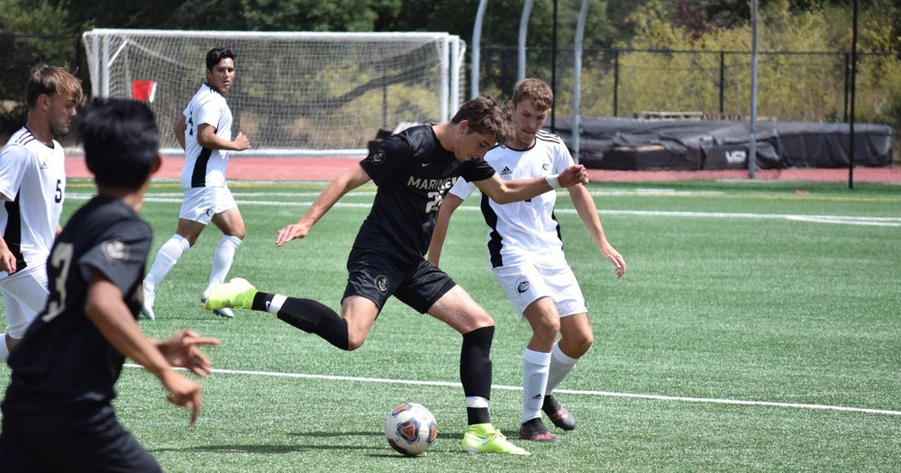 Mariners Men's Soccer Drops Road Match At Skyline 3-0