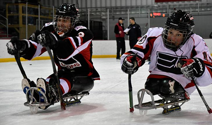 9th Annual Sleds Are Coming on January 27 Welcomes USA Sled Hockey Paralympian