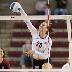 Bronco Volleyball Student-Athletes Compete in Iron Bronco