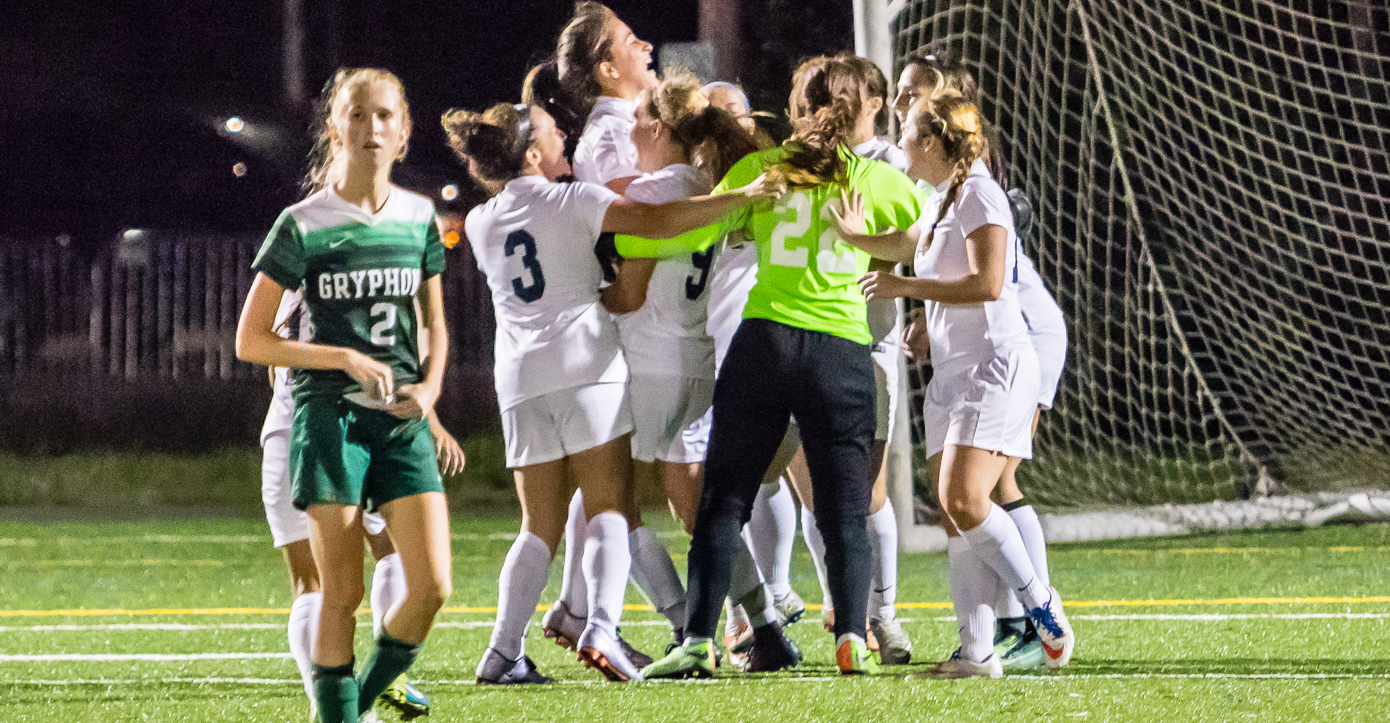 Sequeira Sends Women's Soccer Into First Skyline Postseason Over Sarah Lawrence