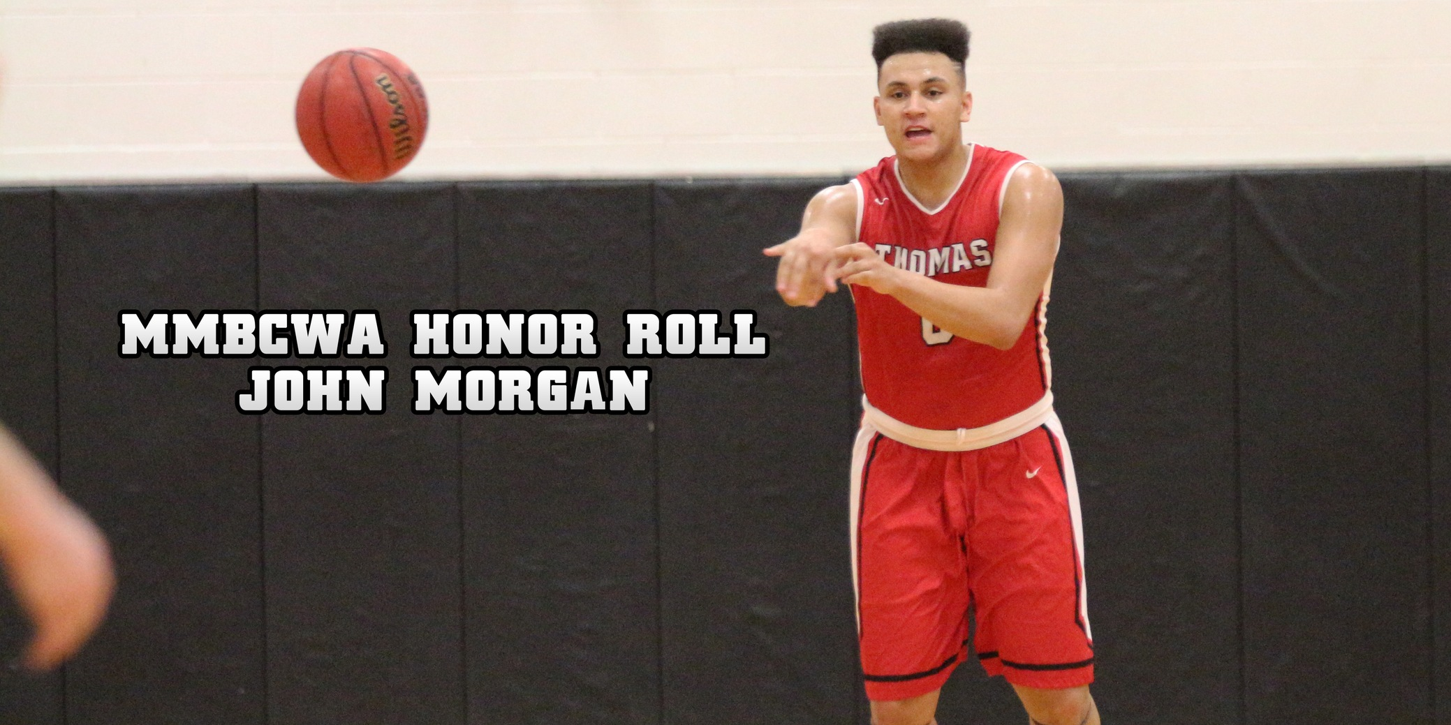 Morgan Named to Maine Men's Basketball Coaches and Writers Association Honor Roll