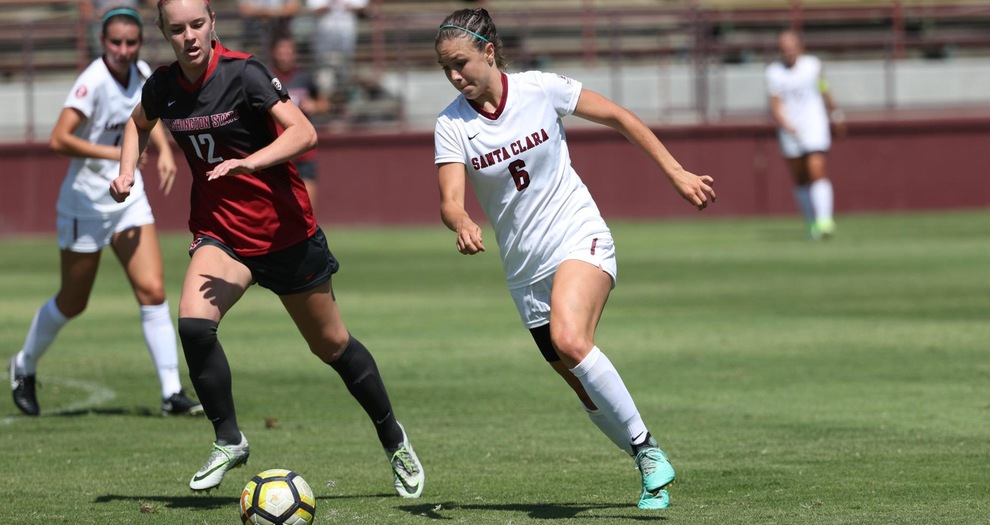 Women's Soccer Takes on San Diego Saturday at Home