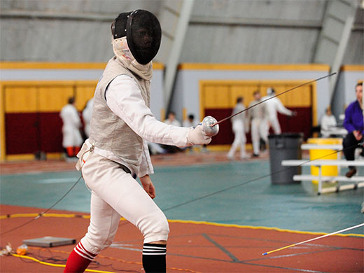 Season Preview: Men's fencing looks to return to top of conference