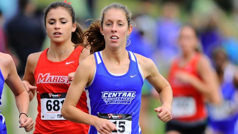 Women's XC 30th at NCAA Regionals