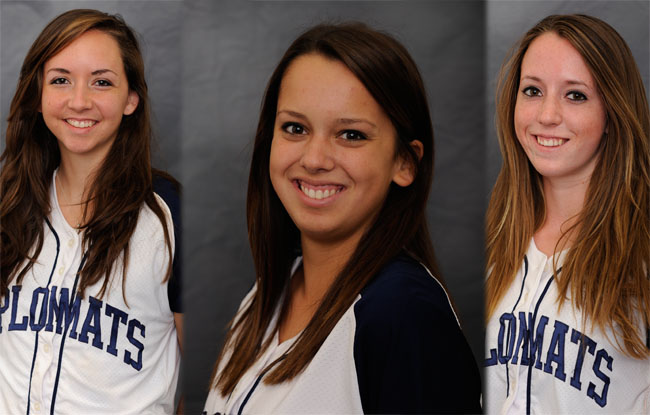 Three Named NFCA All-America Scholar Athletes