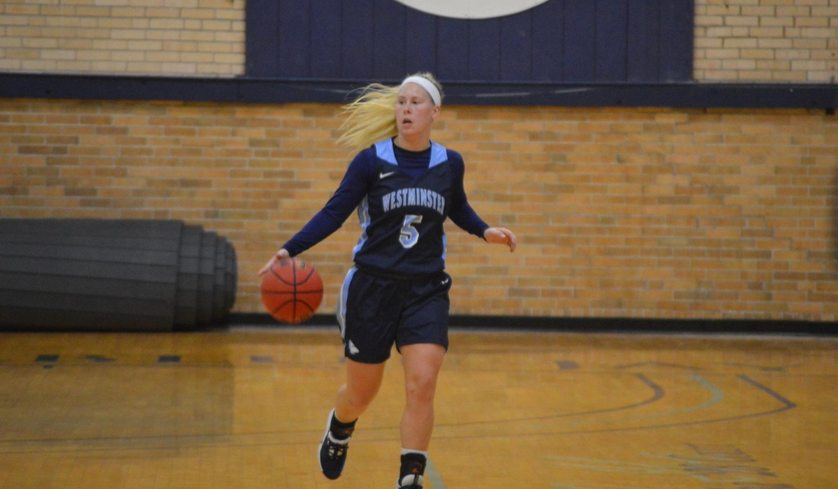 Westminster Women's Basketball Drops Road Game to Nebraska Wesleyan
