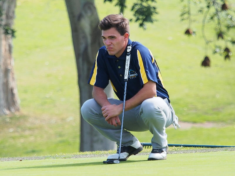 Chargers Win Eagle Golf Classic; Third Consecutive 1st Place Finish