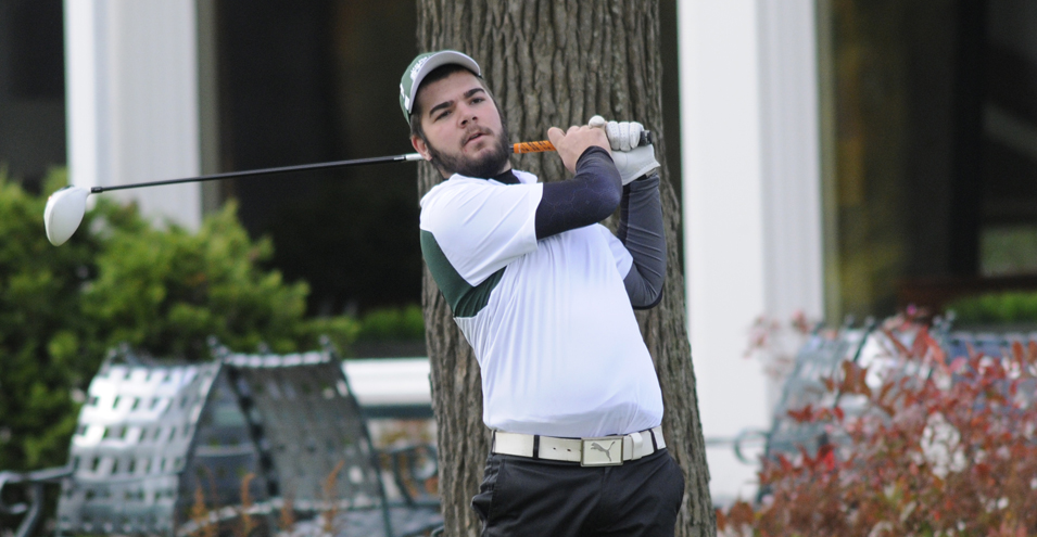 Hardesty's 73 lifts Storm to 5th Place Finish at Malone