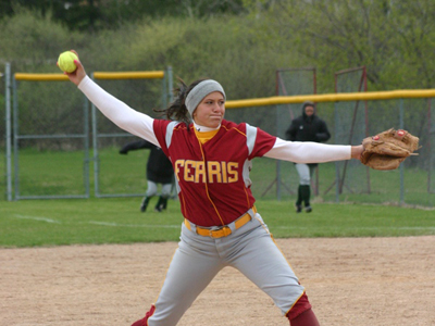 Softball Earns Come-Back Win Versus Timberwolves With A Two-Run Seventh