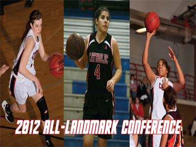 Cardinals place three on All-Landmark Conference Teams