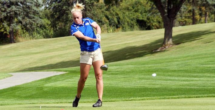 Women's Golf competes at Marian in dual