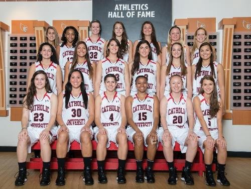 CUA Women's Basketball Opens 2013-14 Slate on Tuesday