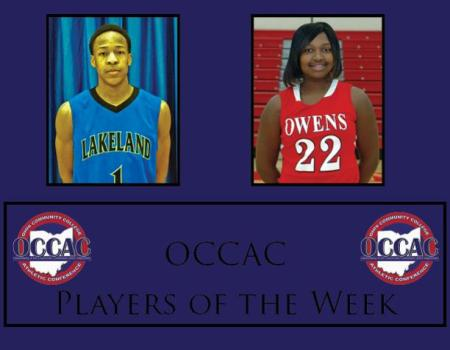Medley, Scott Capture OCCAC POW Honors