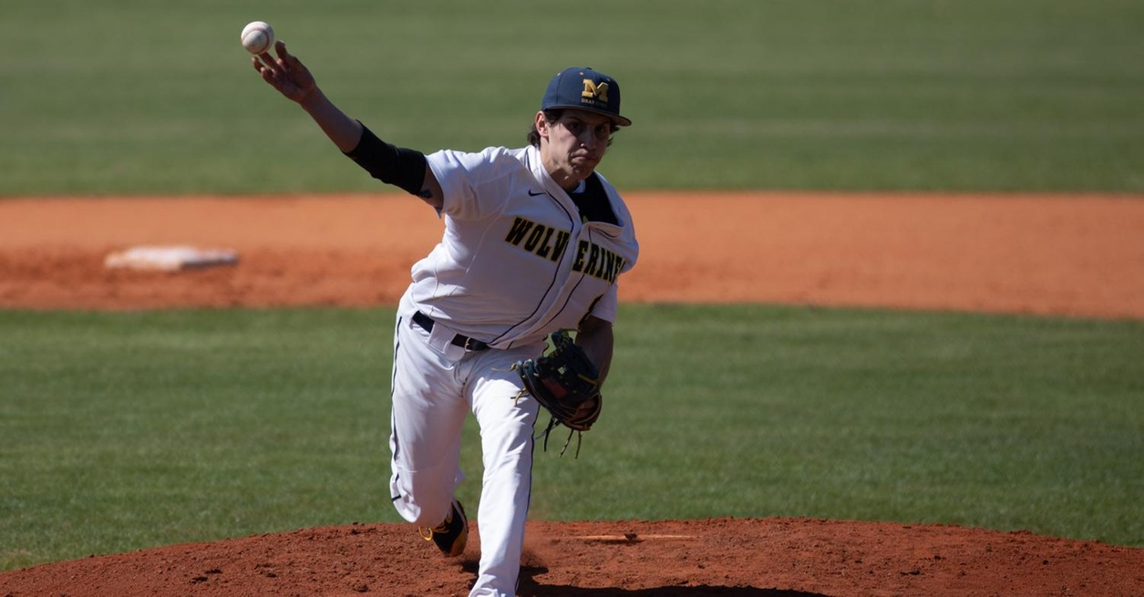 Wolverine baseball closes Florida Trip at Warner