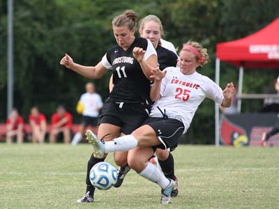 CUA heads to Pa. for Landmark Conference Tournament this weekend