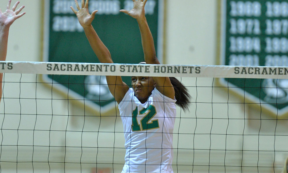 VOLLEYBALL PICKS UP ROAD WIN, SWEEPS CSU BAKERSFIELD