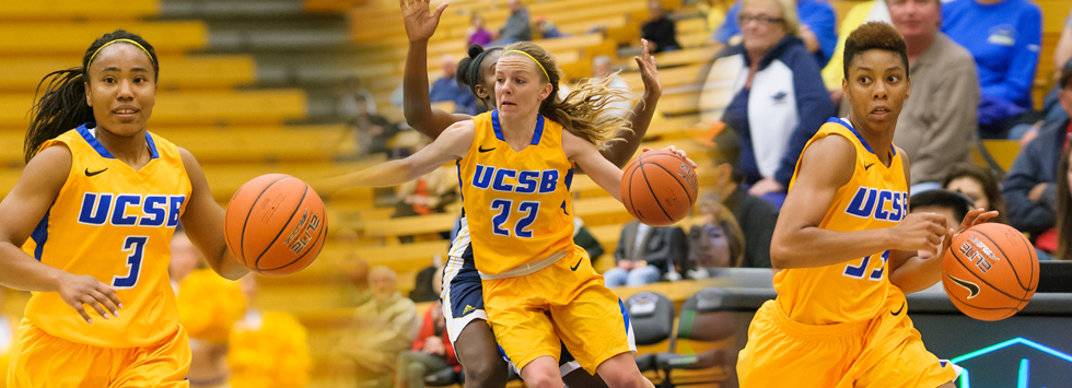 UCSB Travels to Hawai'i, Will Host Senior Day vs. Cal Poly