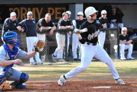 Oglethorpe's Rizzo Signs Contract to Play in Continental Baseball League