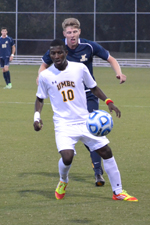 Mamadou Kansaye capped a solid week with the GWG vs. UNH