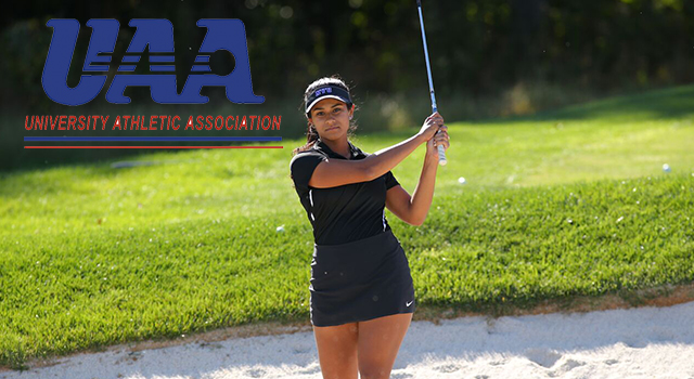 UAA Announces 2018 Women's Golf All-Association Team; Navika Kuchakulla of NYU Named Player of the Year