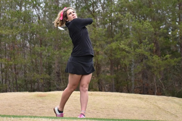 England concludes first day of NCAA South Super Regional tied for 39th