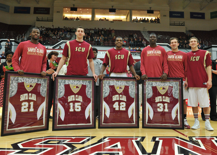 Broncos Down LMU on Senior Night