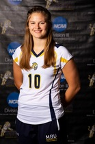 Johnson awarded Association of Division III Independents women's volleyball Player of the Week