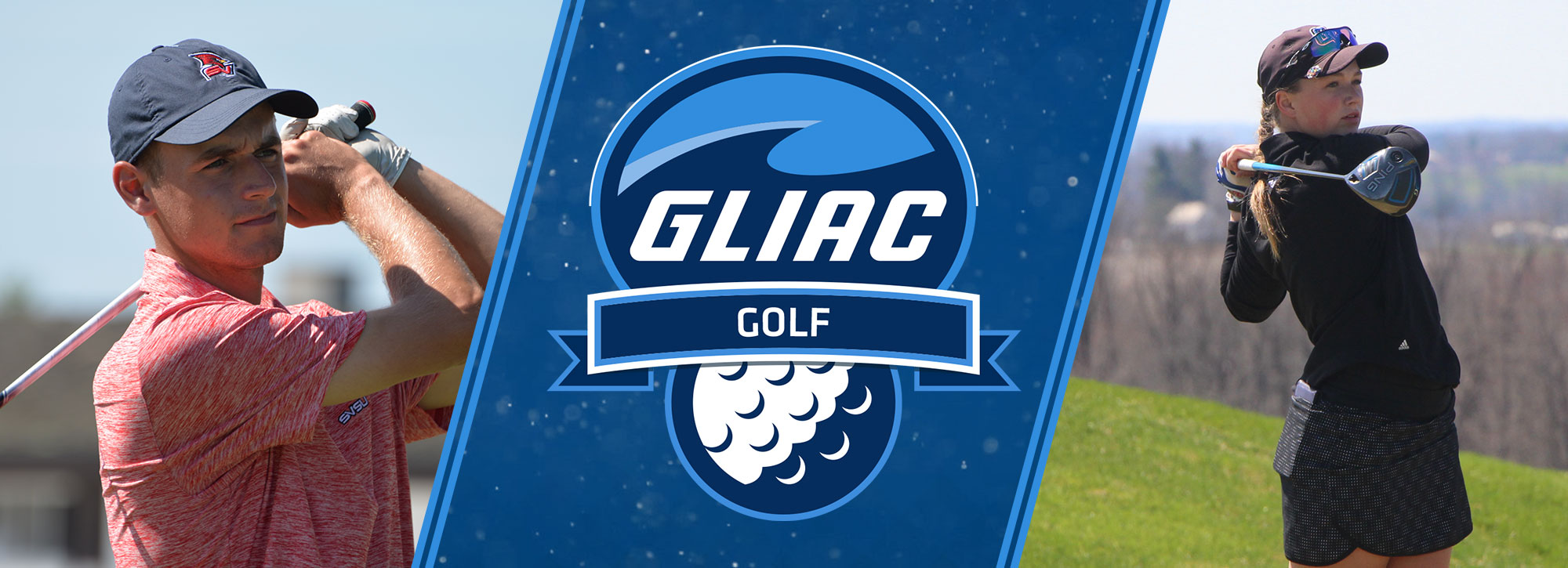 Saginaw Valley's Pumford, Grand Valley State's Reed Tabbed GLIAC Golfers of the Week