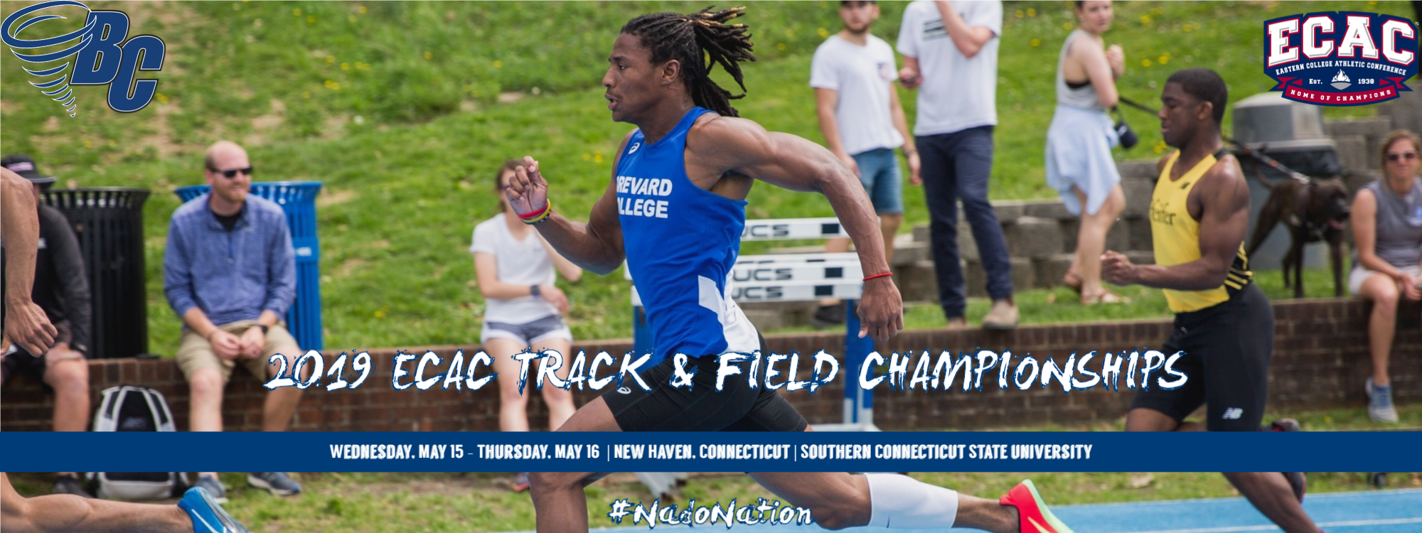 Track & Field to Send Six Tornados to ECAC Championships