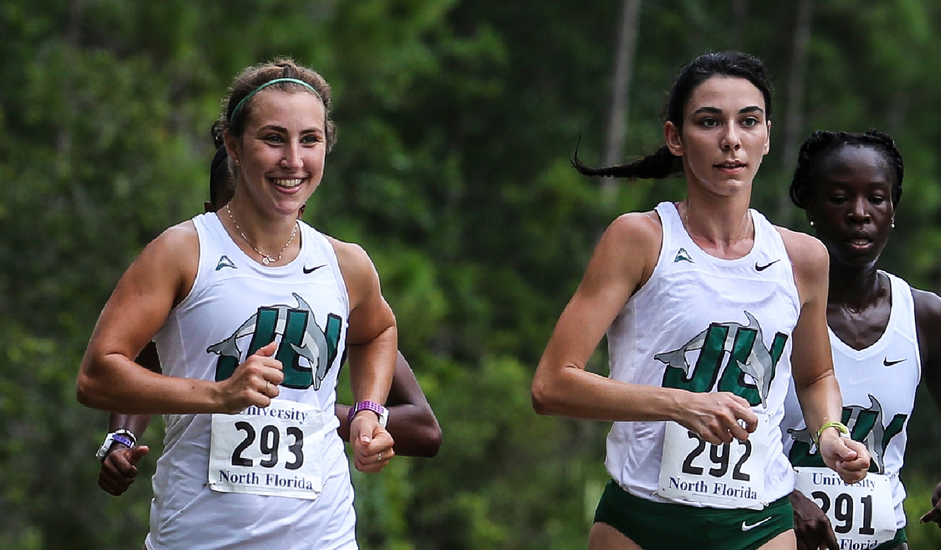 Three Dolphins Place in Top 10 as WXC Places Second at FSU Invitational