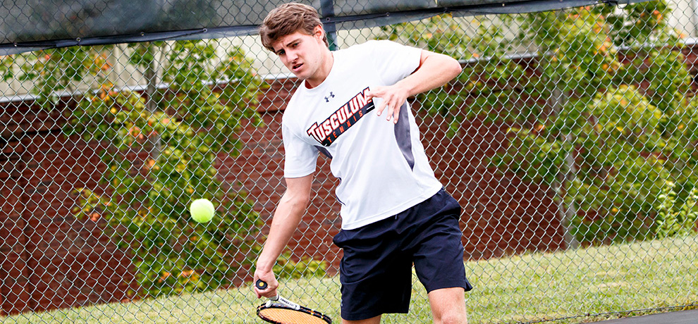Tusculum splits two matches to open spring schedule