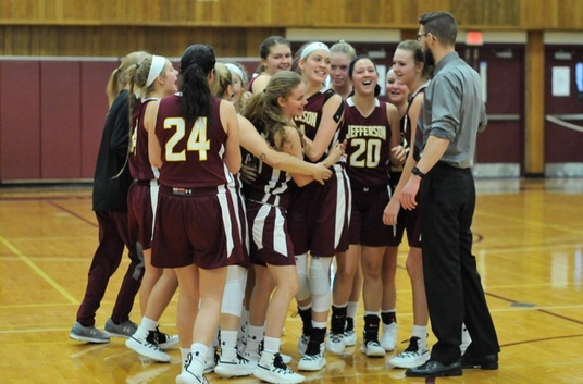 Jefferson Women's Basketball vs Hudson Valley Celebration