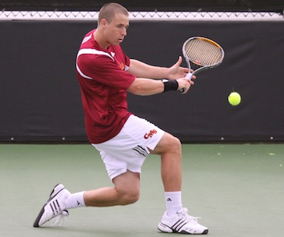 Men's Tennis Wins Two, Extends Streak