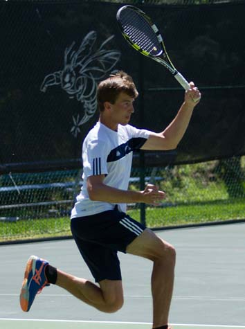 Emory & Henry Men's Tennis Falls To Ferrum, 7-2, In First Match Of Spring Sunday