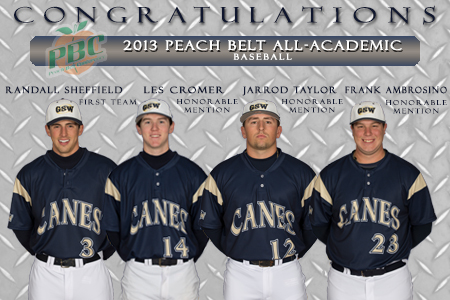 A Quartet Of Hurricanes Earn All-PBC Academic Honors
