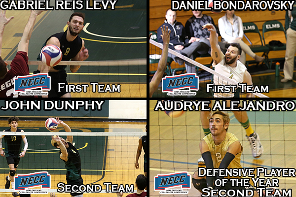 Alejandro Named Defensive Player of the Year As Four Blazers Named All-Conference
