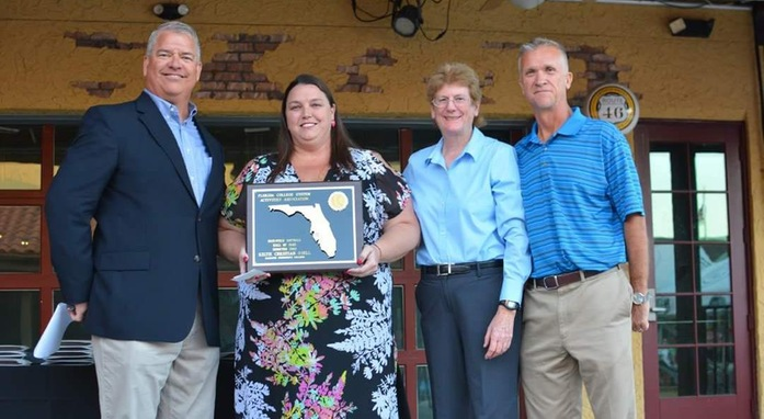 Softball Legend, Keltie Christian O'Dell, Inducted in FCSAA Hall of Fame