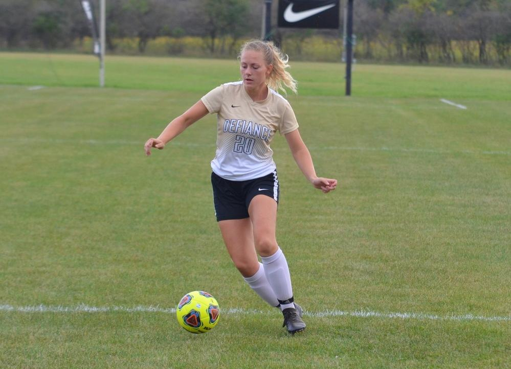 Women's Soccer Loses Conference Road Match