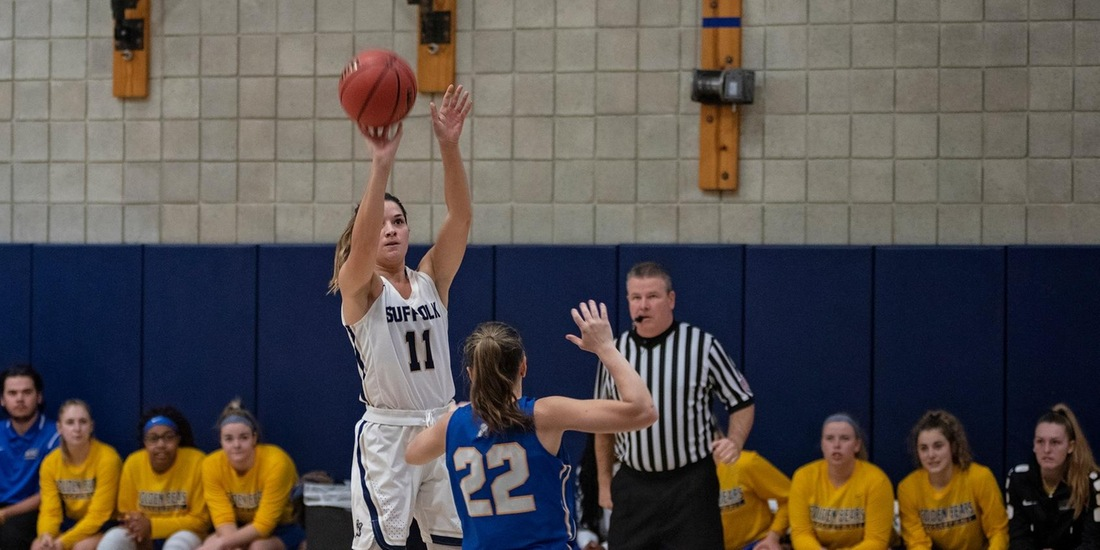 Women's Basketball Holds Off Colby Sawyer, 63-54