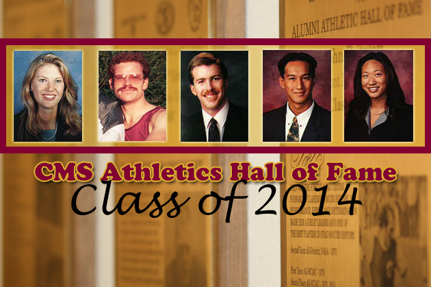 CMS Athletics announces Hall of Fame Class of 2014