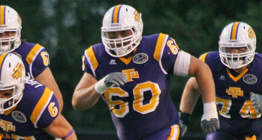 Golden Eagle James Normand chosen as NFF National Scholar-Athlete