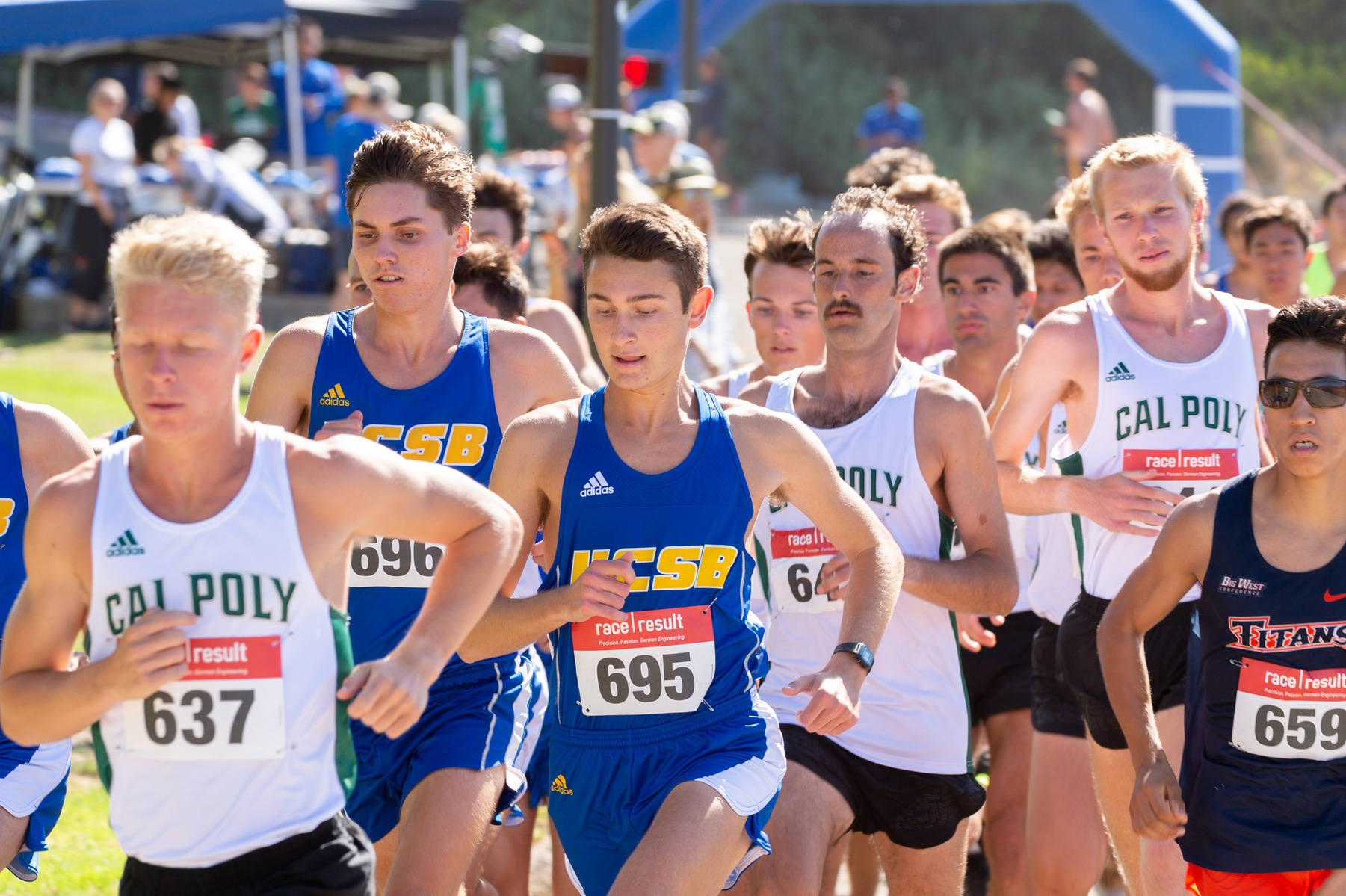 Cross Country Gains Maintains Consistency at Stanford Invitational