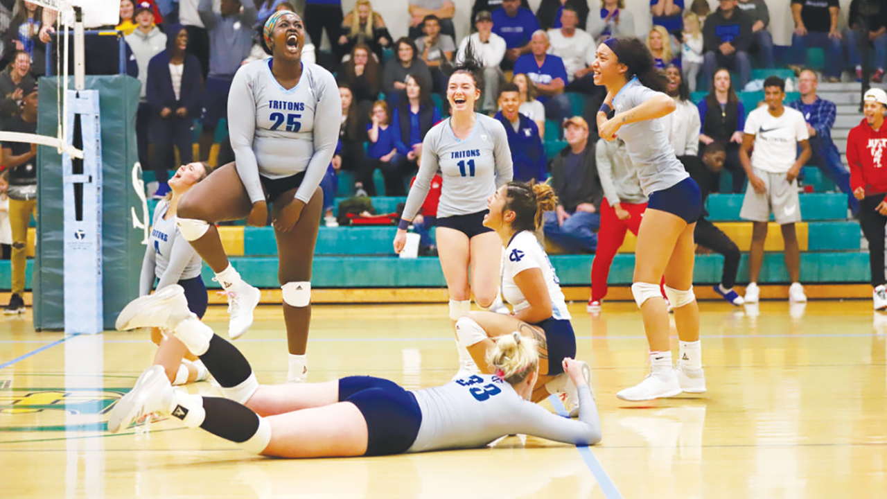 Strong year ends in frustration for Tritons