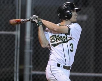Baseball Downs Fitchburg State University, 3-1