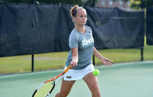 Coker Women's Tennis Continues Play at ITA Fall Regional