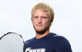 Cobra Spotlight- Zach Grooms, Men's Tennis